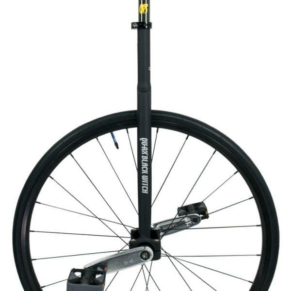 illustartion par une image du monocycle bad black with