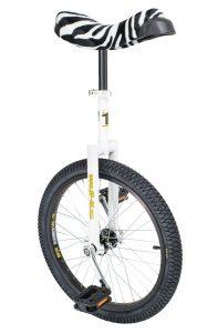 image illustrant le monocycle blanc luxus de la marque QU-AX