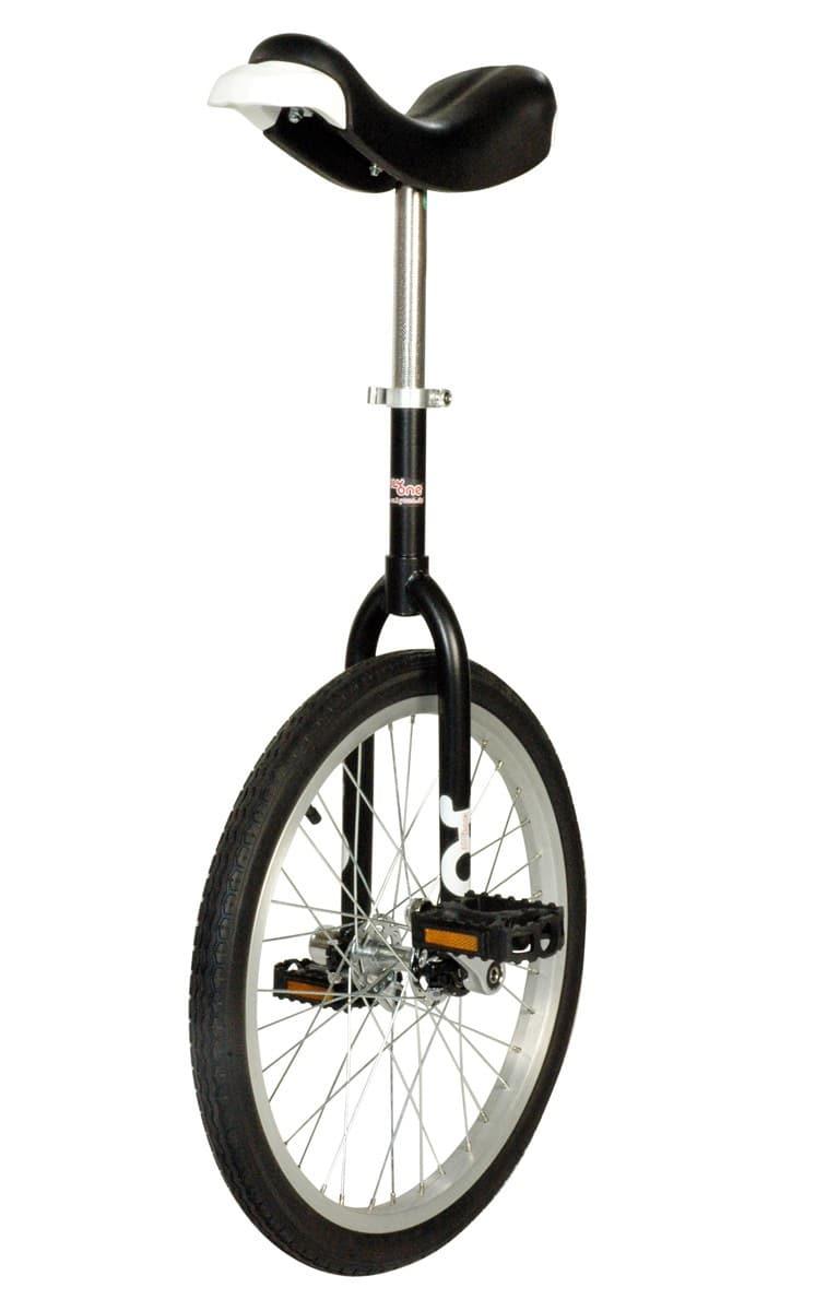 cette image représente le monocycle onlyone noir