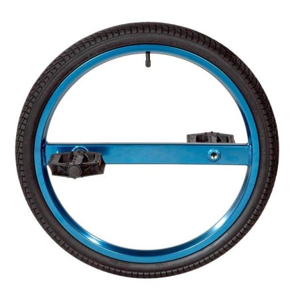 "image de la roue ultimate 20"" bleu"